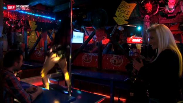 Video «Thurgauer Beizenfasnacht wird gesittet» abspielen