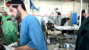 Video «Anschlag in Kabul» abspielen
