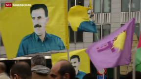 Video «PKK-Chef fordert Ende der Gewalt» abspielen