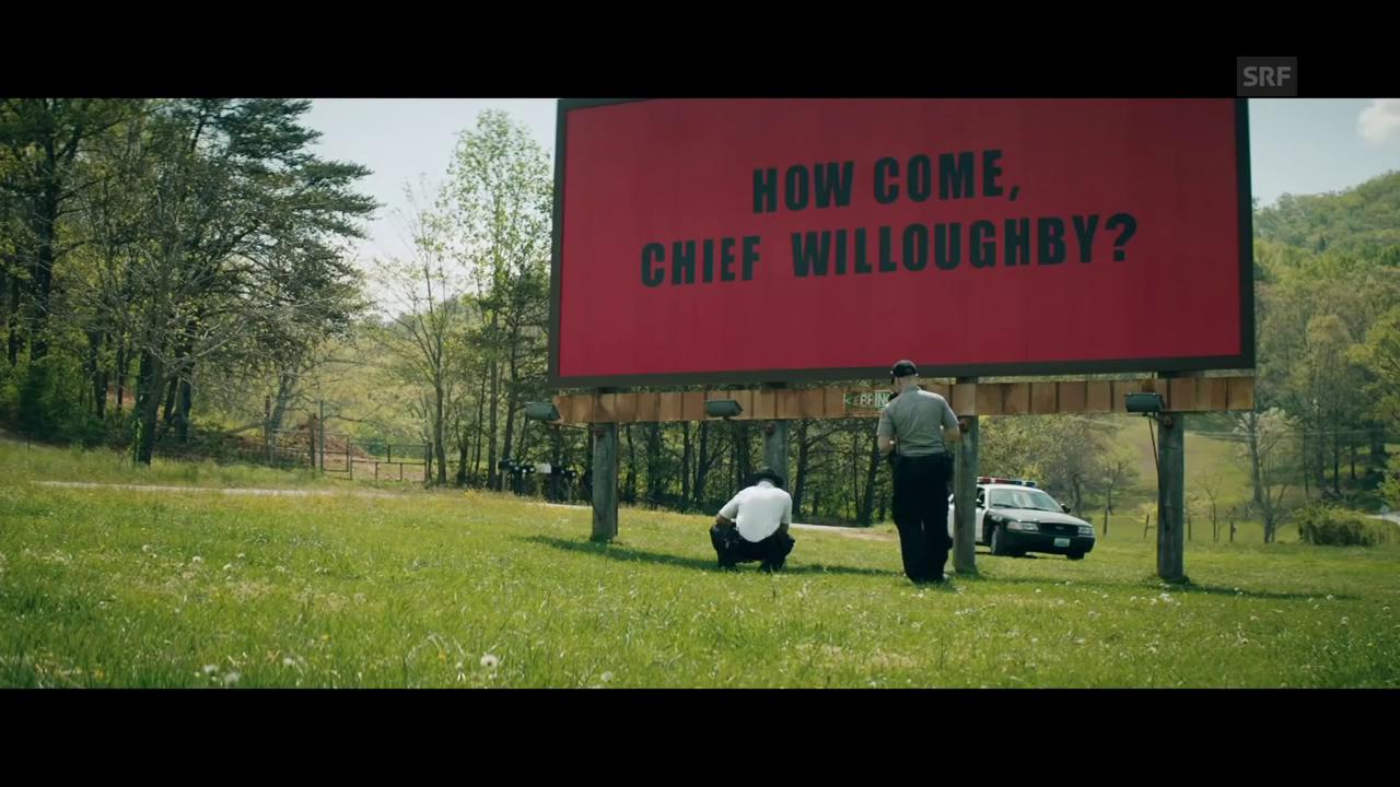 Trailer von «Three Billboards Outside Ebbing Missouri»