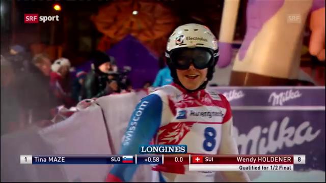 Ski: Parallel-Slalom in Moskau