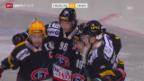 Video «Eishockey: Playoff-Viertelfinals, Spiel 3, Freiburg-Ambri («sportaktuell», 15.3.14)» abspielen
