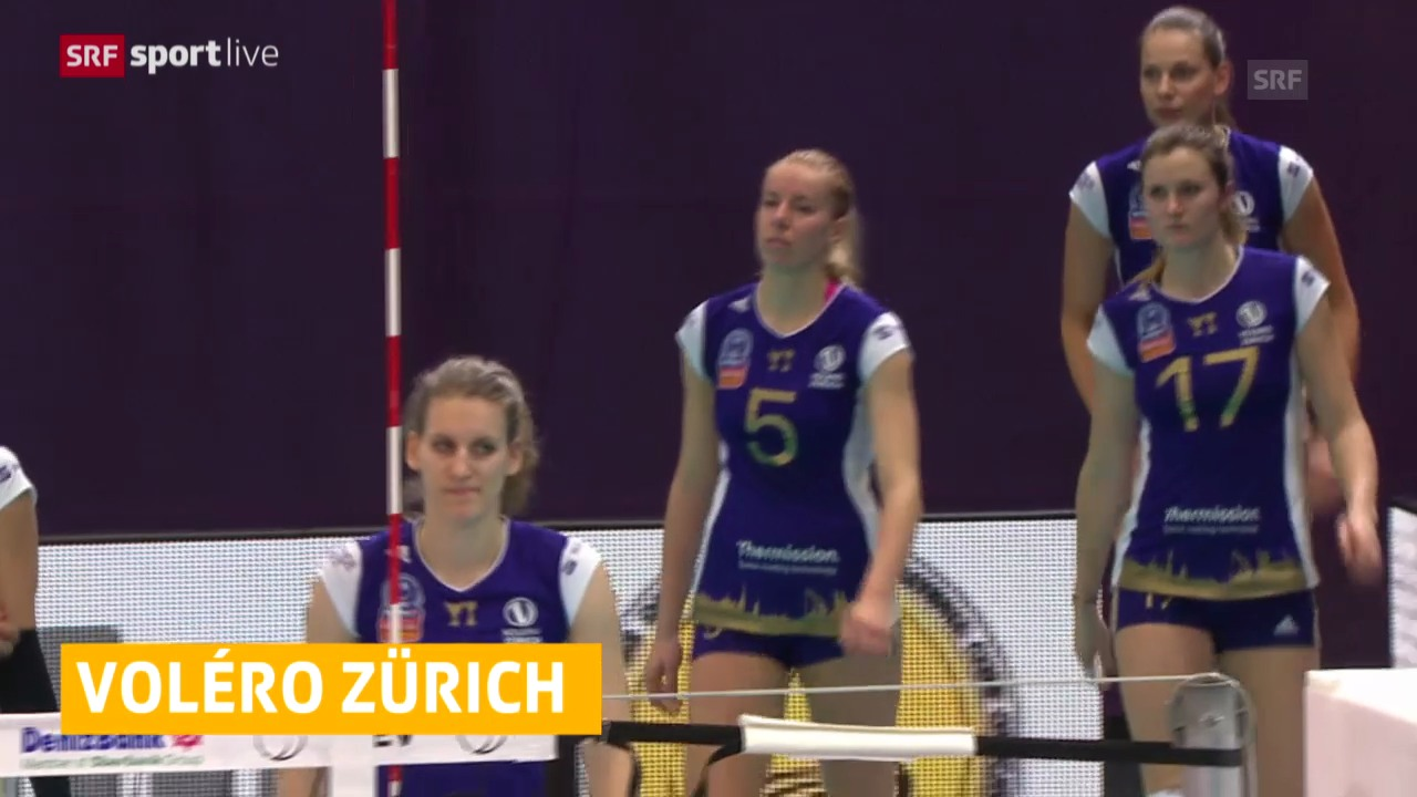 Volleyball: CL, Volero-Istanbul
