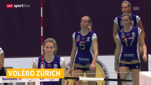 Video «Volleyball: CL, Volero-Istanbul» abspielen