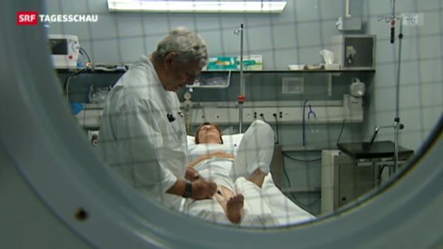 Video «Santésuisse: Gute Angebote führen zu wachsenden Kosten» abspielen