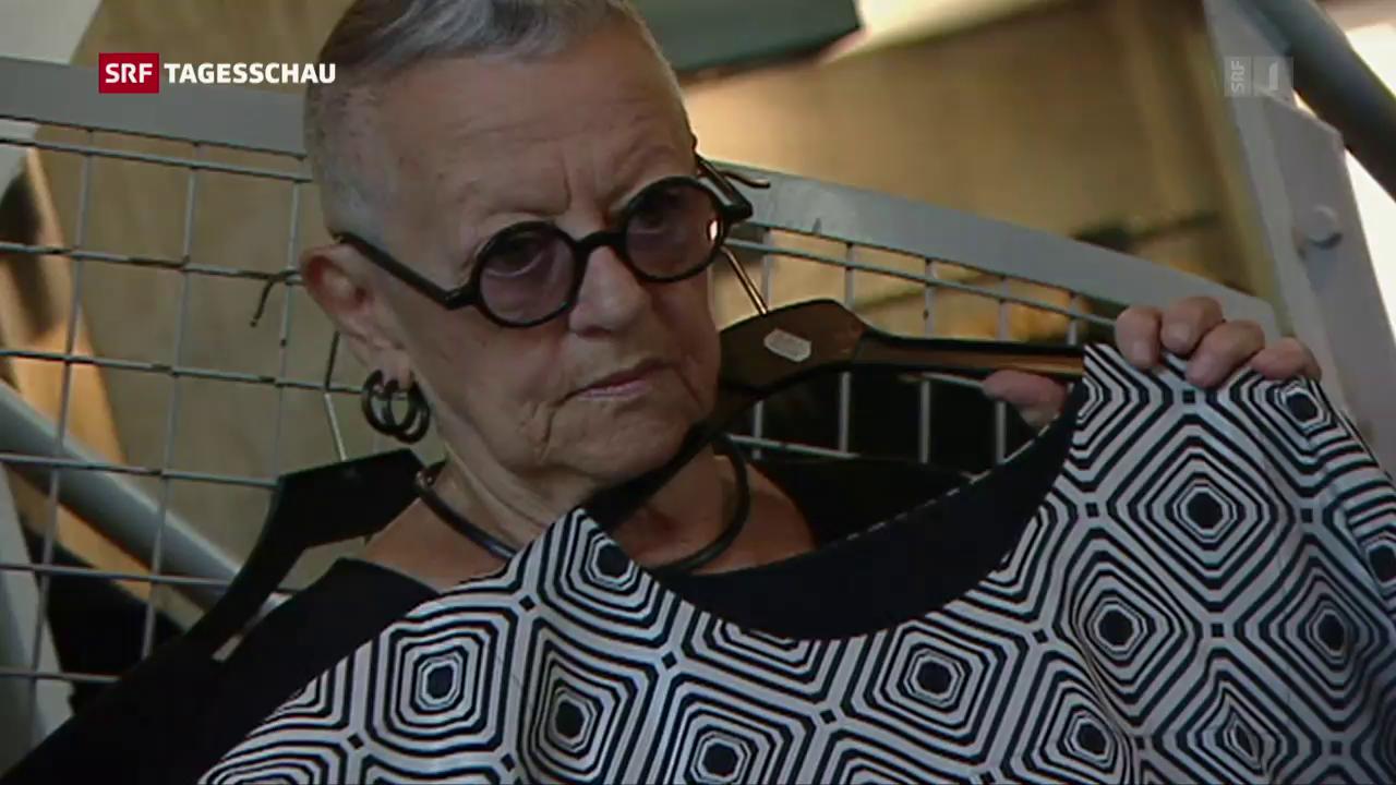 Modedesignerin Christa de Carouge gestorben