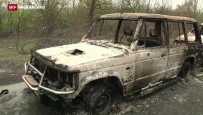 Video «Keine Osterruhe in der Ukraine» abspielen