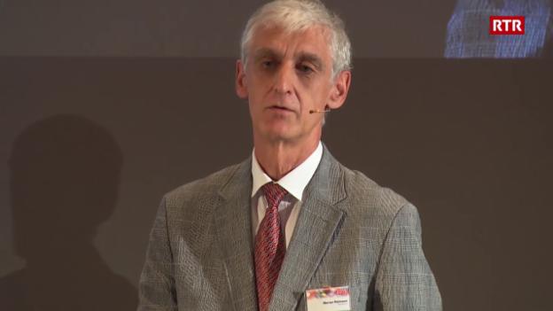 Laschar ir video «Discurs cun Werner Reinmann»