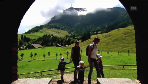 Video ««Donnschtig-Jass»: Ortsporträt Küssnacht am Rigi» abspielen