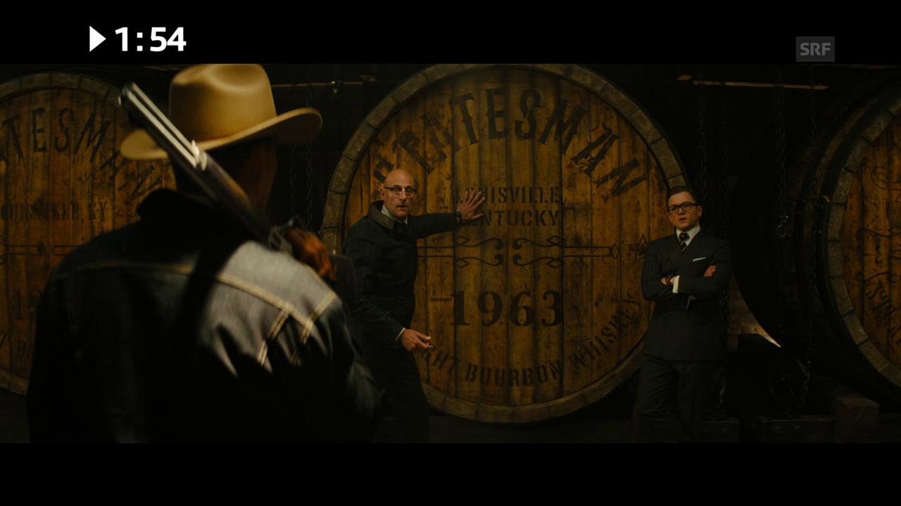Diese Woche neu im Kino: «Kingsman – The Golden Circle»