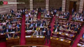 Video «Sparpaket für Griechenland» abspielen