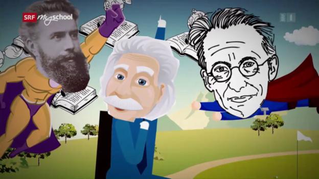 Video «Ich, du und die EU: Wissen und Welt (5/7)» abspielen
