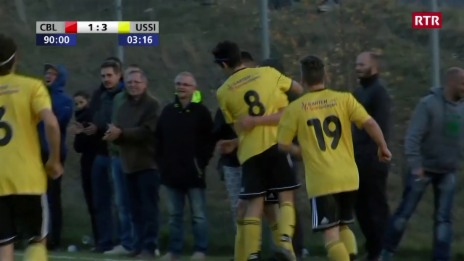 Laschar ir video «2. mesadad dal derby CB Lumnezia – US Schluein Glion»
