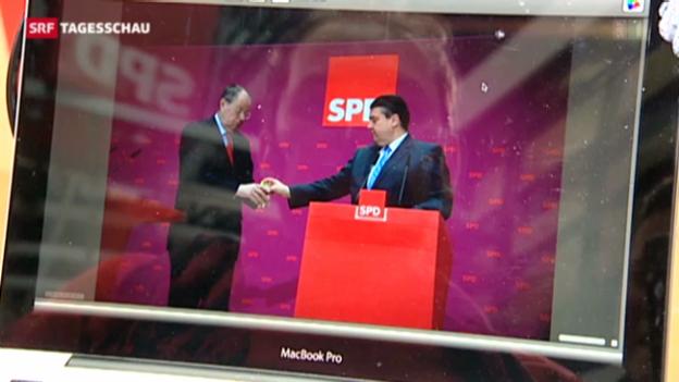 Video «SPD definiert sich» abspielen