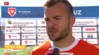 Video «Fussball: Stimmen zu der Super-League-Partie Vaduz-Aarau» abspielen