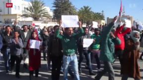 Video «Die schlimmsten Unruhen seit dem Arabischen Frühling» abspielen