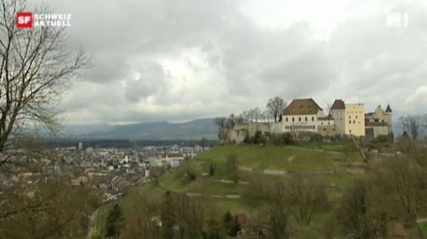 Video «Wohnen im Schloss» abspielen