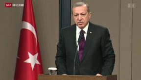 Video «Erdogan beendet Friedensprozess» abspielen