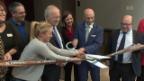 Video «Johann Schneider Ammann: Ein Bundesrat mit Schokoladenseite» abspielen