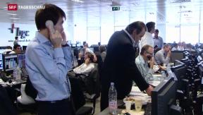 Video «London: Tod eines Investmentbankers wird untersucht» abspielen