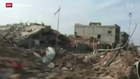 Video «Rückeroberung von Ramadi» abspielen