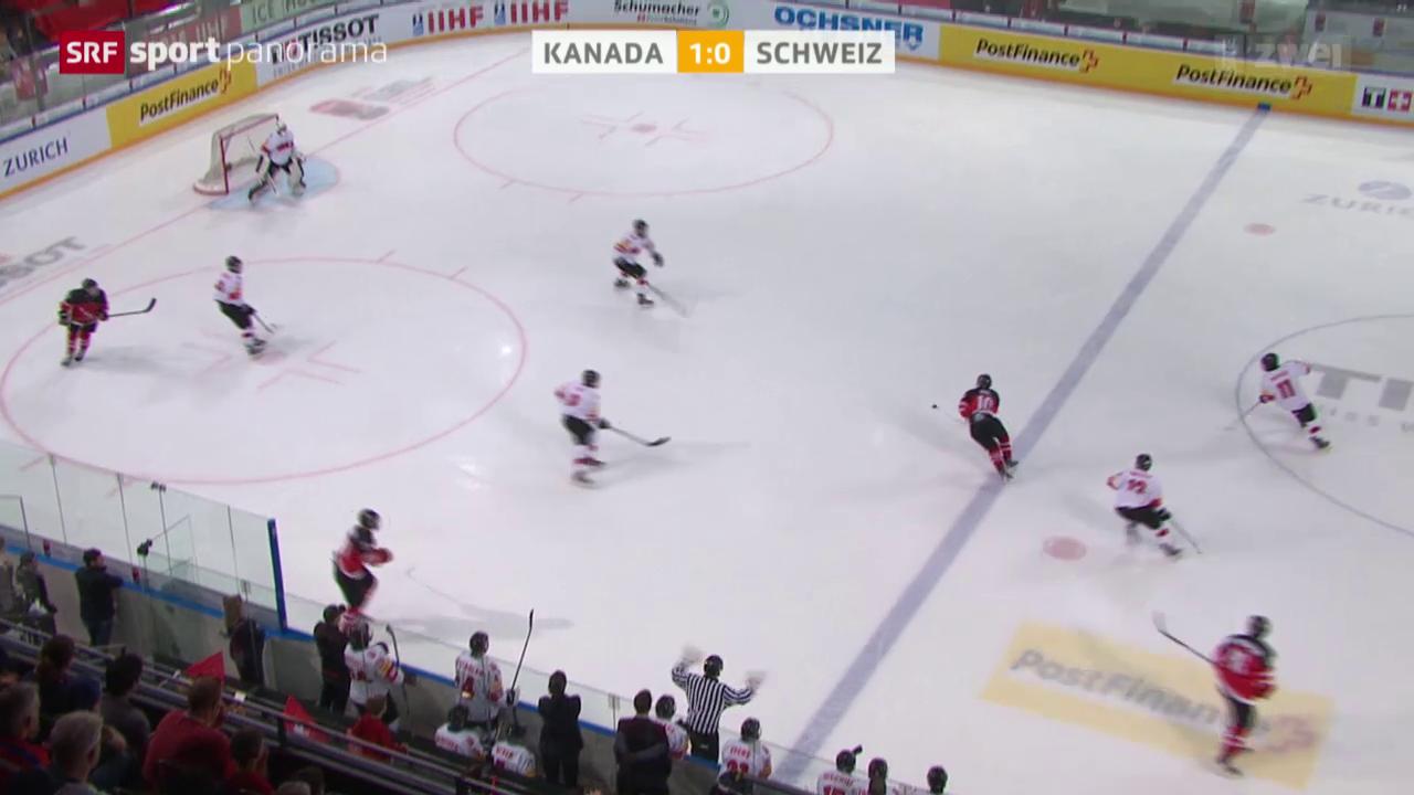 Eishockey: Exploit der U18-Nati an der Heim-WM