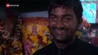 Video ««10vor10»-Serie Mumbai: Der Geldverleiher» abspielen