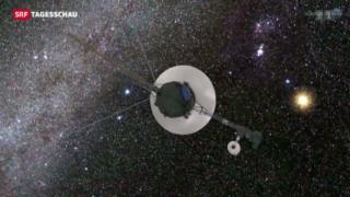 Video «Voyager 1 am Rande des Sonnensystems» abspielen