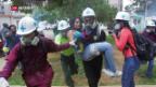 Video «Die Helfer im Chaos von Venezuela» abspielen