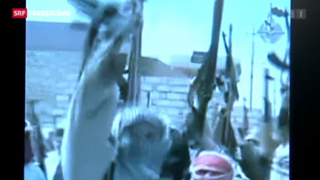 Video «Fedpol reagiert auf Dschihad in der Schweiz» abspielen