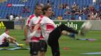 Video «Schweizer Mannschaft in Frankreich» abspielen