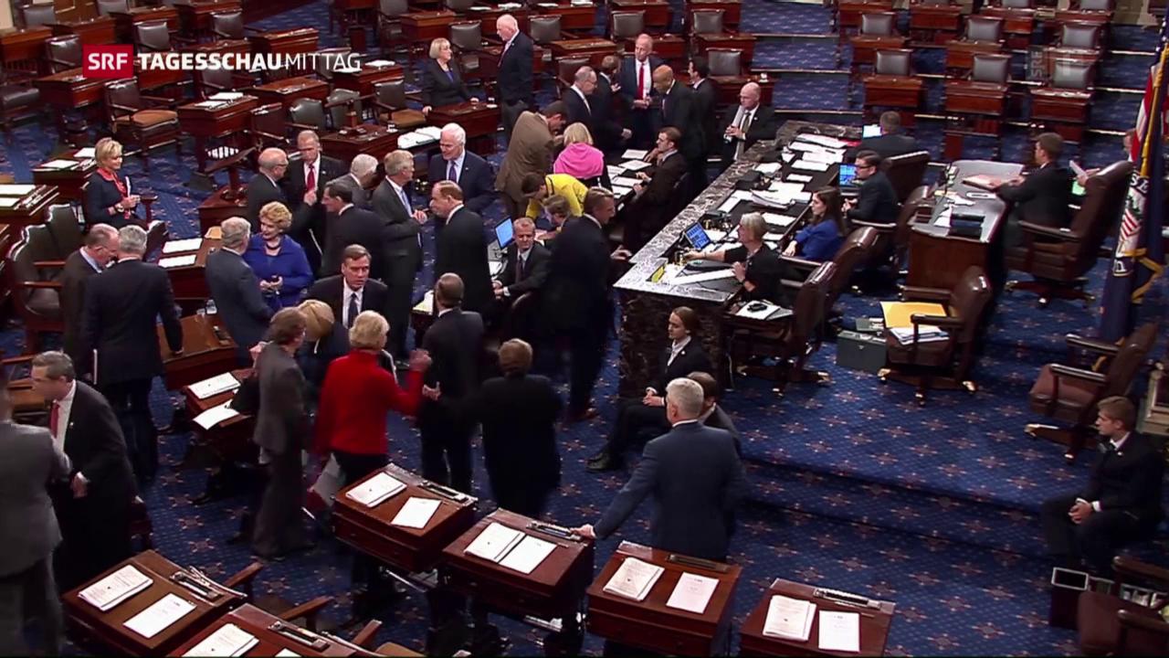 Kongress überstimmt Obamas Veto