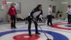 Video «Curling: Die Trials der Schweizer Teams» abspielen