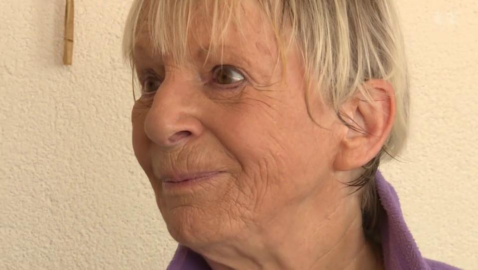 Jubilarin: Ursula Schaeppi feiert ihren 75. Geburtstag