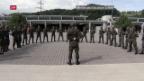 Video «Die Militär-Karriere ist unerwünscht» abspielen