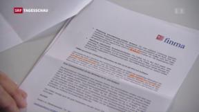 Video «Tessiner Bank BSI verliert Lizenz» abspielen