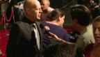 Video «Nachwuchs eins: Eine Tochter für Bruce Willis» abspielen