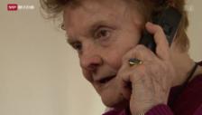 Video «Enkeltrick-Betrugswelle trifft die Schweiz» abspielen