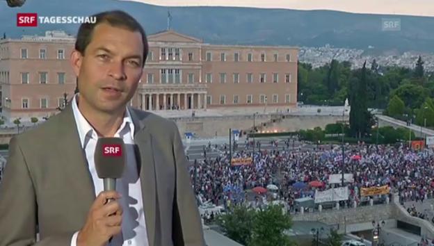 Video «Einschätzungen von SRF-Korrespondent Phillipp Zahn» abspielen