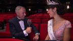Video «Im Gespräch mit der neuen Miss Schweiz» abspielen