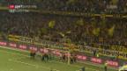 Video «Die Fussball Meisterschaft geht in die Rückrunde» abspielen