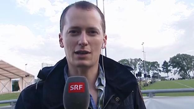 Video «Michael Weinmann zum Sturm von Biel» abspielen