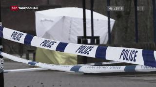 Video «Weitere Sanktionen gegen Russland im Fall Skripal» abspielen