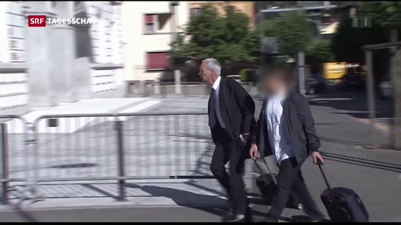 Bundesanwaltschaft fordert bedingte Haftstrafe