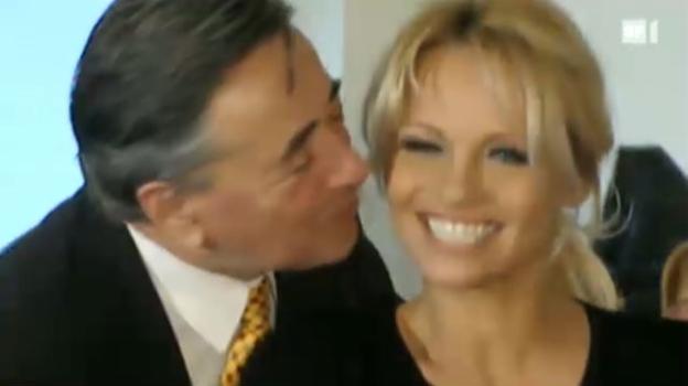 Video «Richard Lugner und seine schwierigen Tanzpartnerinnen» abspielen