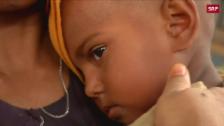 Link öffnet eine Lightbox. Video Überfüllte Flüchtlingslager und drohende Cholera-Epidemie abspielen
