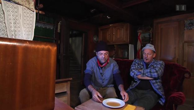 Video ««Hösli&Sturzenegger» in: Hösli kocht» abspielen