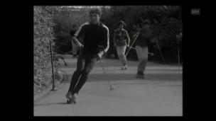 Video «Das verrückte Rollbrett (1965)» abspielen