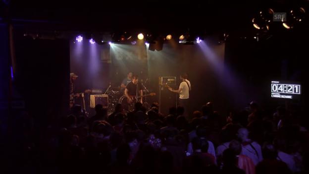Video «L'Arbre Bizarre - 8x15. BScene Basel» abspielen