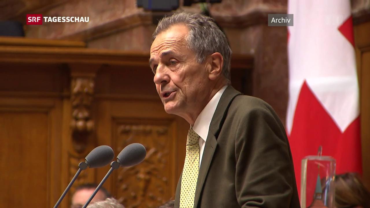 Tim Guldimann tritt aus Nationalrat zurück